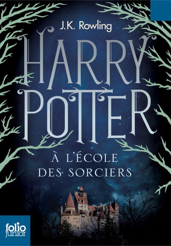 FICHE LECTURE : Harry Potter - T1 : Harry Potter à l'école des sorciers