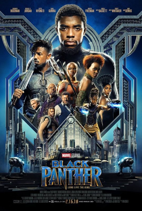 FICHE FILM : Black Panther