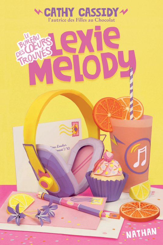 FICHE LECTURE : Le Bureau des C½urs Trouvés - T1 : Lexie Melody