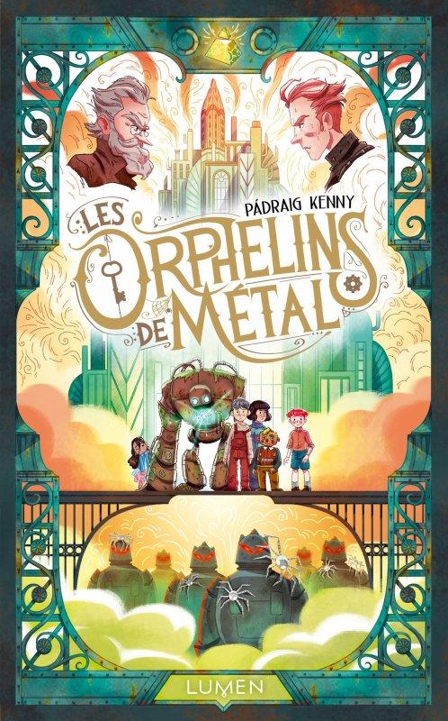 FICHE LECTURE : Les Orphelins de métal