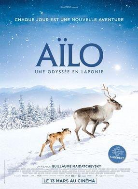 FICHE FILM : Aïlo - Une odyssée en Laponie