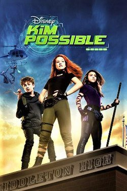 FICHE FILM : Kim Possible