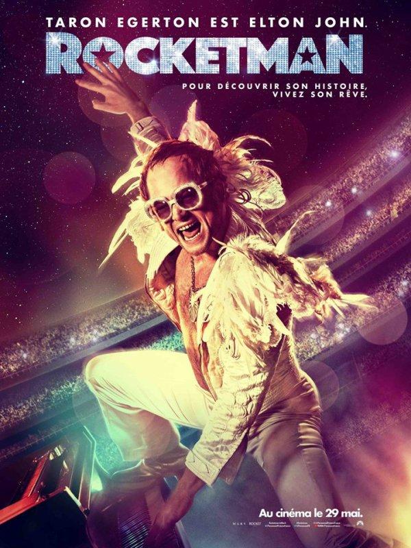 FICHE FILM : Rocketman