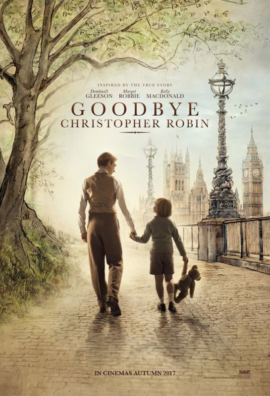 FICHE FILM : Goodbye Christopher Robin