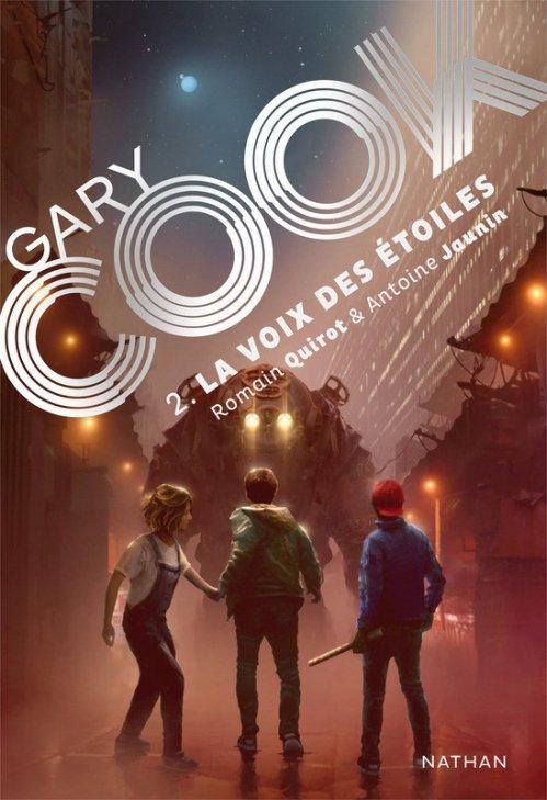 FICHE LECTURE : Gary Cook - T2 : La voix des étoiles
