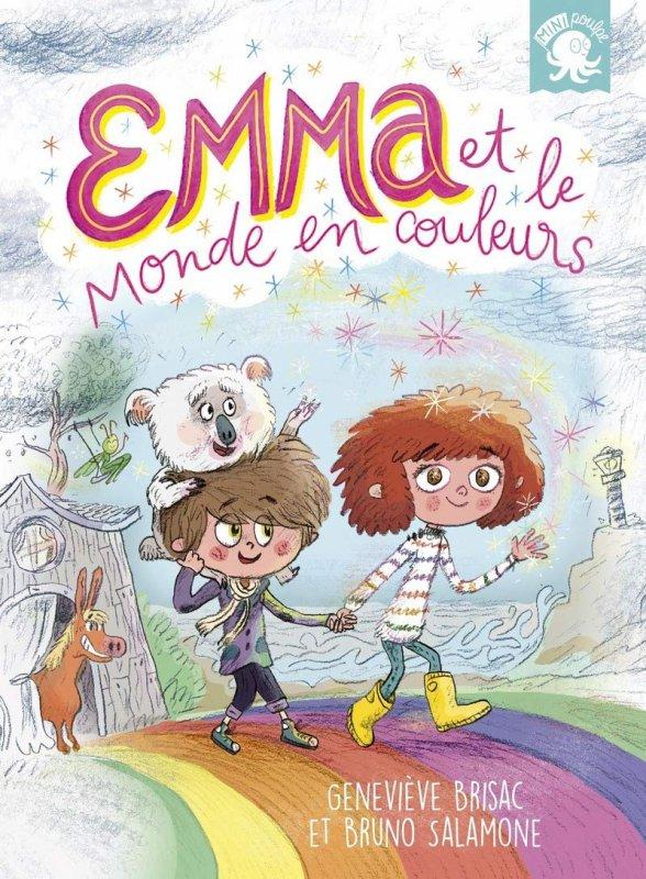 FICHE LECTURE : Emma et le monde en couleurs