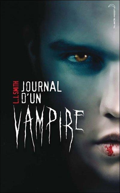 FICHE LECTURE : Journal d'un Vampire - T1 : Le Réveil