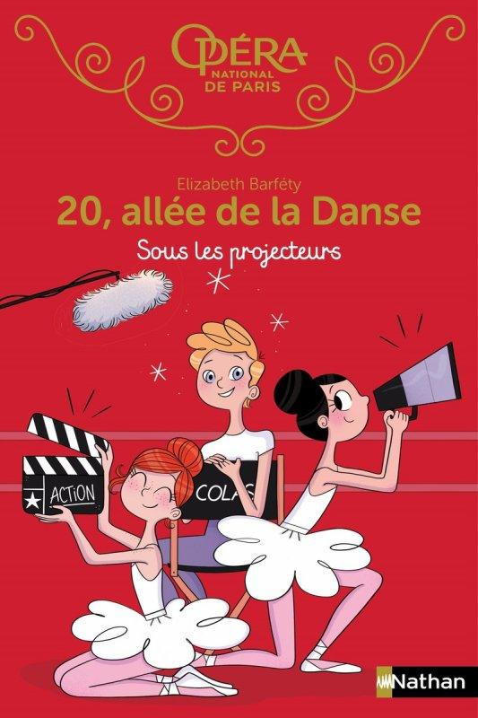 FICHE LECTURE : 20, allée de la danse - T14 : Sous les projecteurs