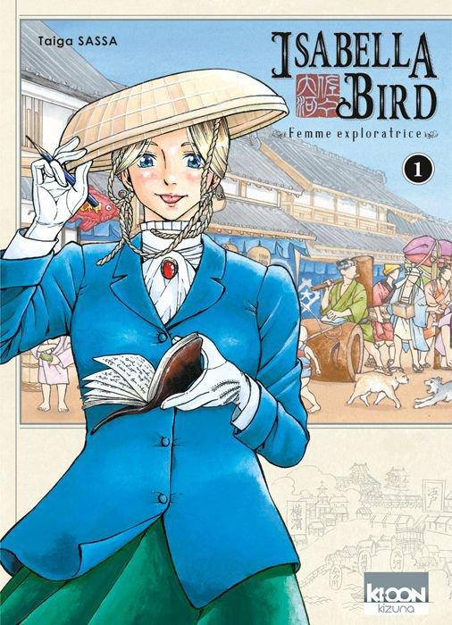 FICHE MANGA : Isabella Bird, femme exploratrice - T1