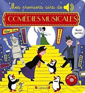 FICHE LECTURE : Mes premiers airs de comédies musicales