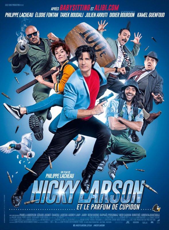 FICHE FILM : Nicky Larson et le parfum de Cupidon
