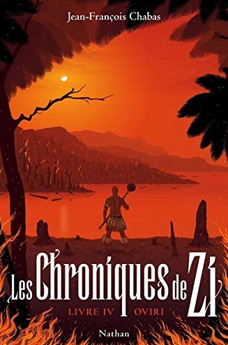FICHE LECTURE : Les Chroniques de Zi - T4 : Oviri