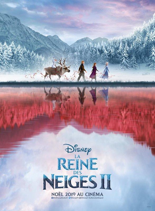 FICHE FILM : La Reine des Neiges II