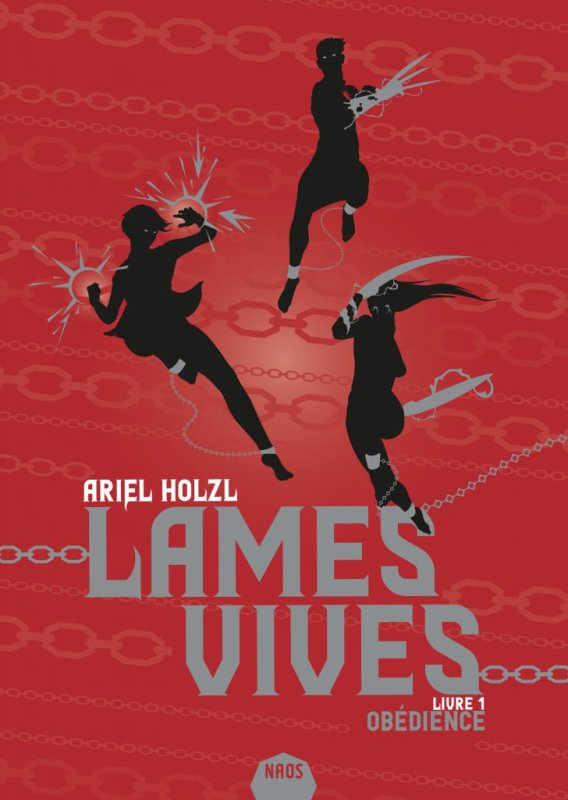 FICHE LECTURE : Lames vives - Livre 1 : Obédience