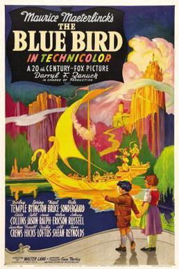 FICHE FILM : L'oiseau bleu