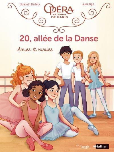 FICHE BD : 20, allée de la danse - T1 : Amies et rivales