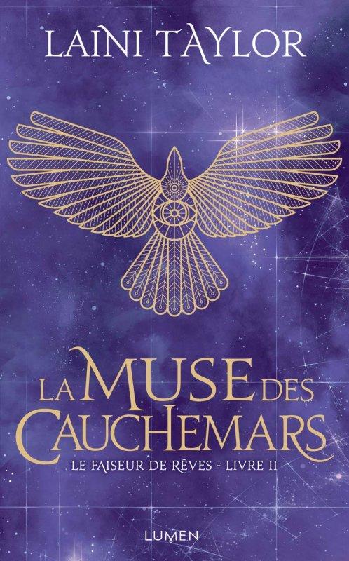 FICHE LECTURE : Le Faiseur de Rêves - T2 : La Muse des cauchemars