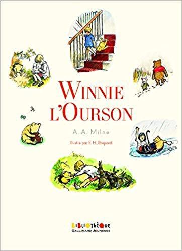 FICHE LECTURE : Winnie l'Ourson - Histoire d'un ours-comme-ça