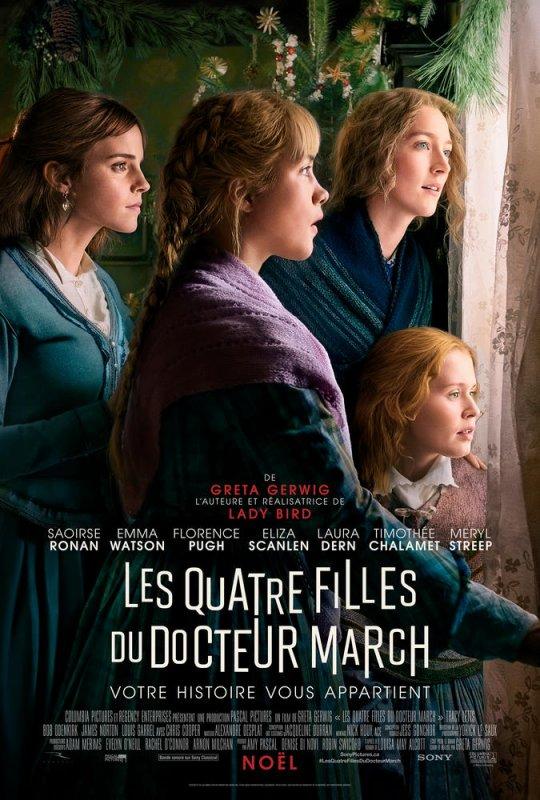 FICHE FILM : Les Filles du Docteur March