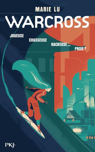 FICHE LECTURE : Warcross - T1