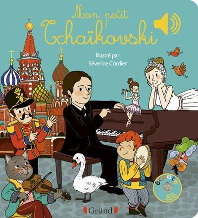 FICHE LECTURE : Mon petit Tchaïkovski