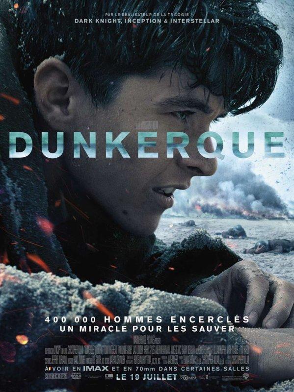 FICHE FILM : Dunkerque