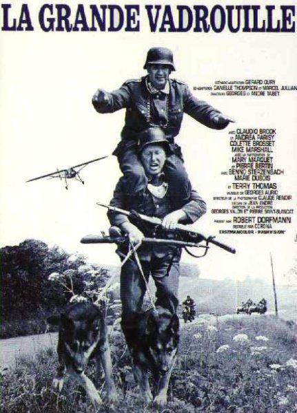 FICHE FILM : La Grande Vadrouille