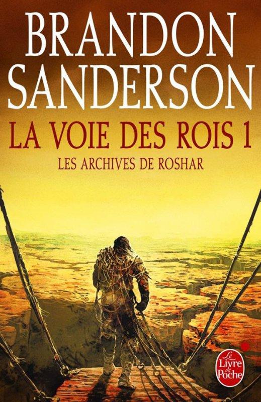 FICHE LECTURE : Les archives de Roshar - T1, partie 1 : La voie des rois