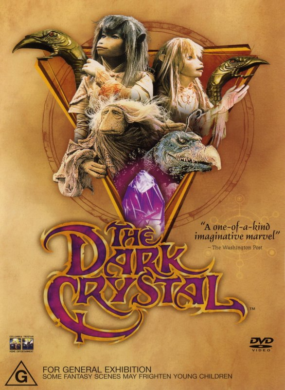 FICHE FILM : Dark Crystal