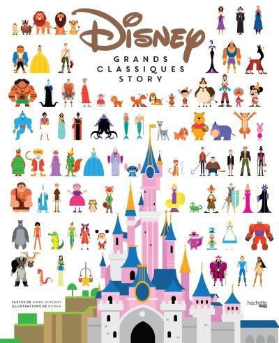FICHE LECTURE : Disney Grands Classiques Story