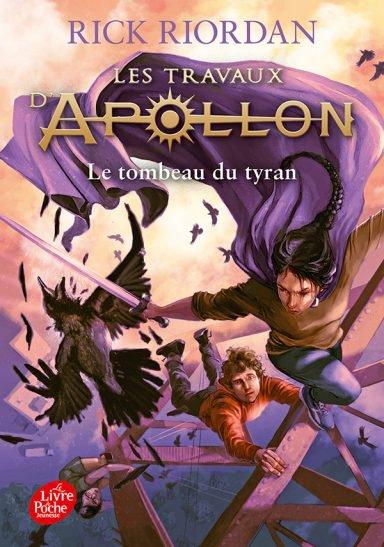 FICHE LECTURE : Les Travaux d'Apollon - T4 : Le tombeau du tyran