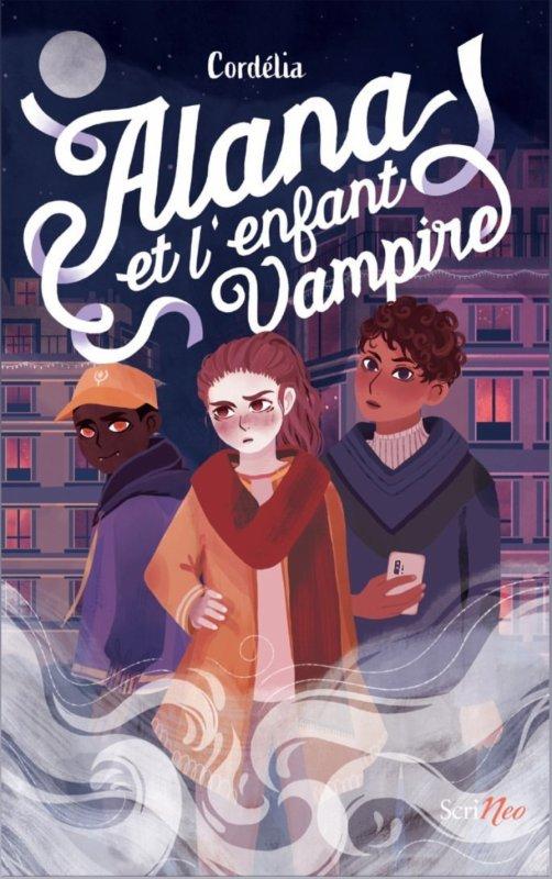 FICHE LECTURE : Alana et l'enfant vampire