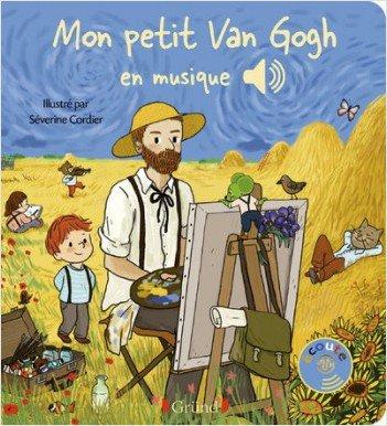FICHE LECTURE : Mon petit Van Gogh en musique