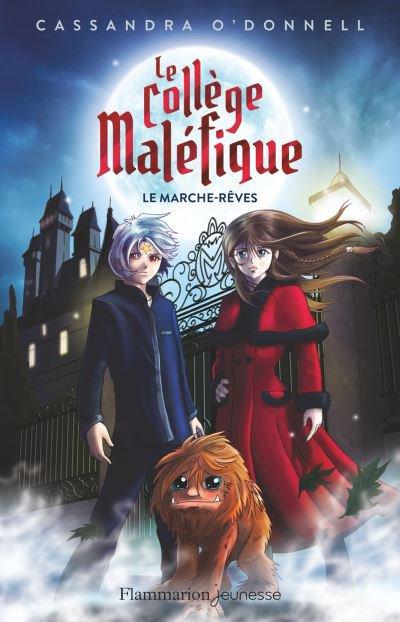 FICHE LECTURE : Le Collège maléfique - T1 : Le Marche-Rêves