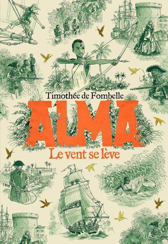 FICHE LECTURE : Alma - Livre I : Le vent se lève