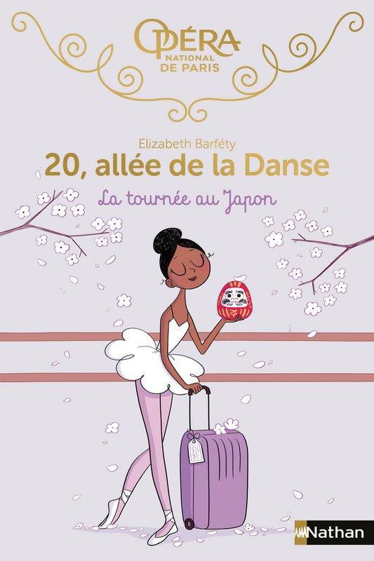 FICHE LECTURE : 20, allée de la danse - T7 : La tournée au Japon