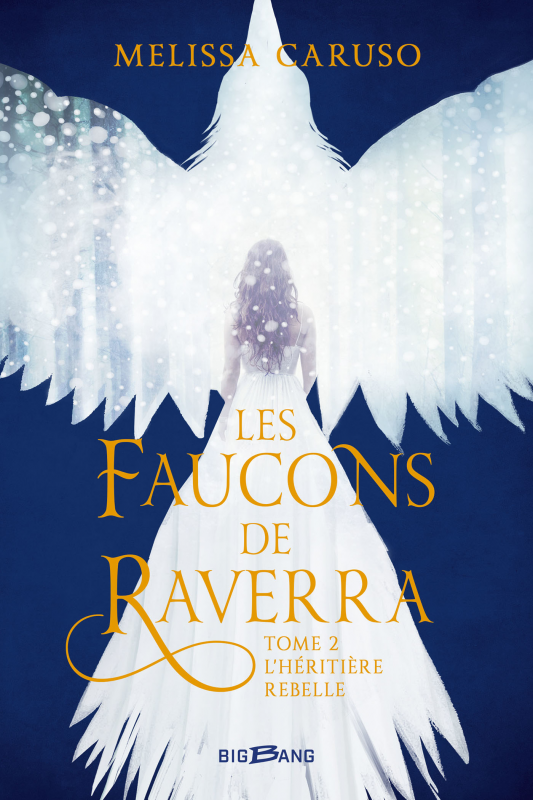 FICHE LECTURE : Les Faucons de Raverra - T2 : L'héritière rebelle