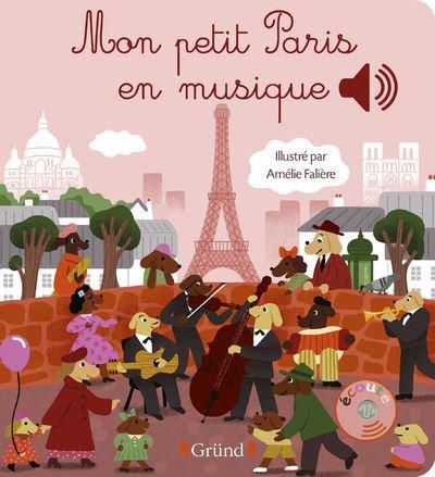 FICHE LECTURE : Mon petit Paris en musique