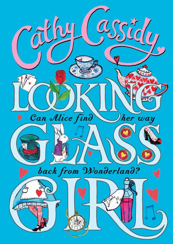 FICHE LECTURE : Looking Glass Girl