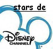 toute les stars de disney !!!!