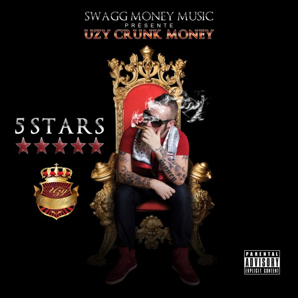 5Stars / Uzy Crunk'Money-Starck it like lego (2012)