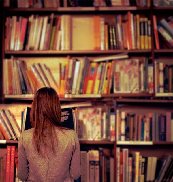 Reading is my religion.