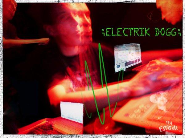 Electrik Dogg by OAÏ-K