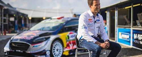 Sébastien Ogier attaque fort au Rallye Monte-Carlo
