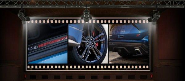 Ford Edge ST 2018/2019