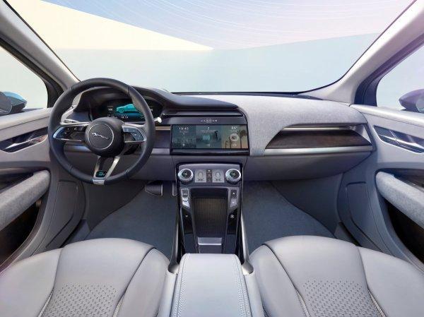 Jaguar I-Pace (2018) : rendez-vous le 1er mars !
