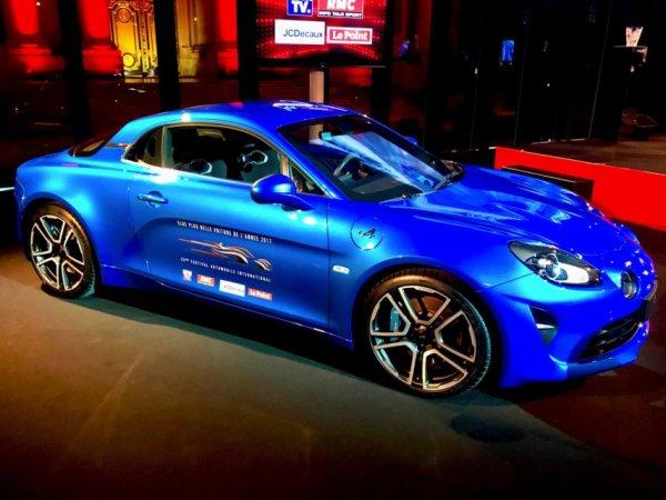 Une Alpine A110 s'embrase en plein tournage de l'émission Top Gear