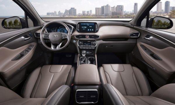 Hyundai Santa Fe - Salon de Genève 2018