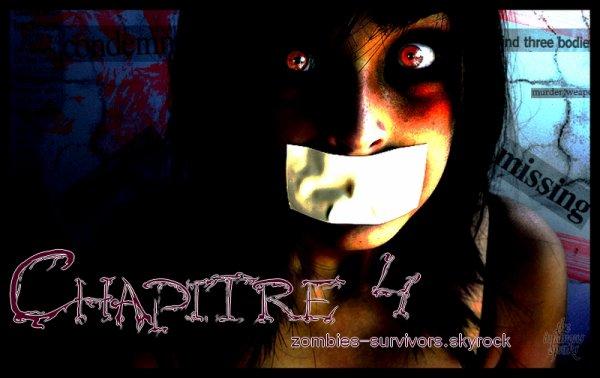 Chapitre 4 : Candice lives!