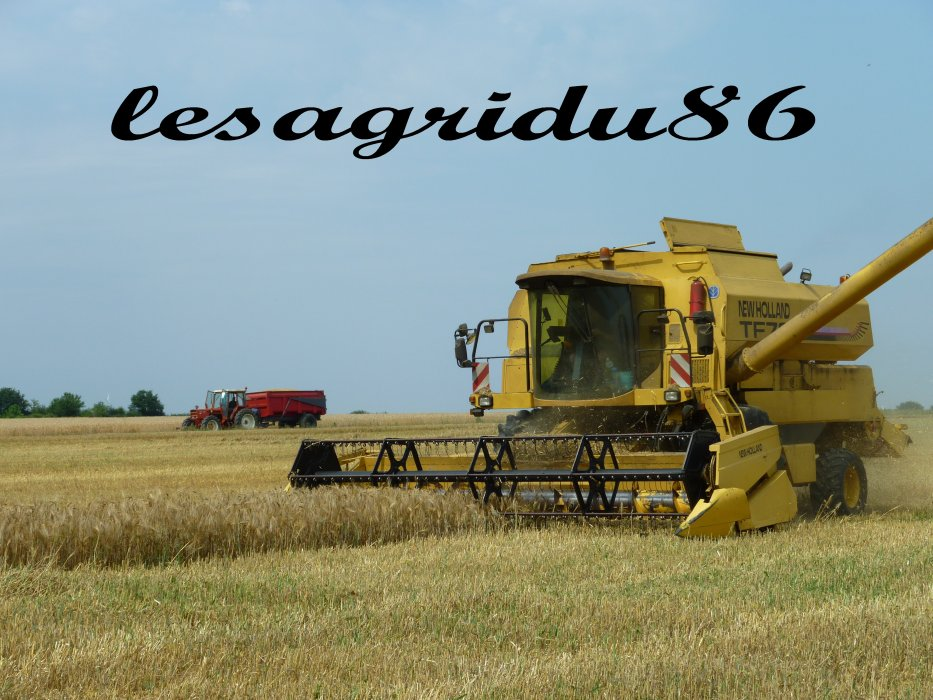 photos et vidéos agricoles dans la vienne
